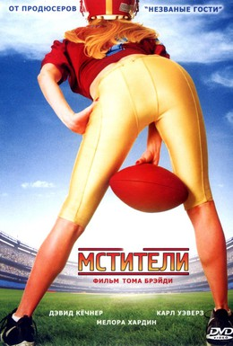 Постер фильма Мстители (2007)
