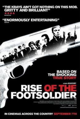 Постер фильма Boсхождение пехотинца (2007)