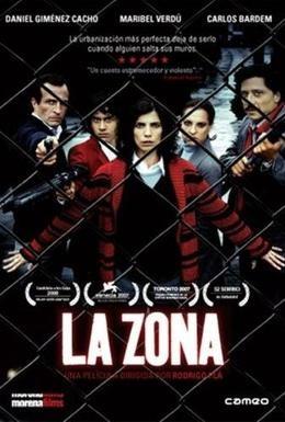 Постер фильма Зона (2007)