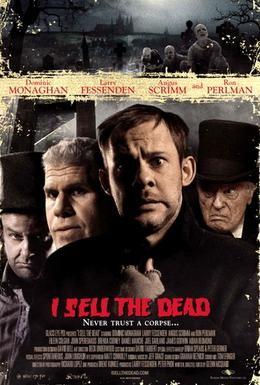 Постер фильма Продавец мертвых (2008)