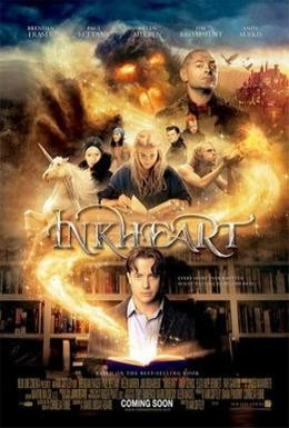 Постер фильма Чернильное сердце (2008)