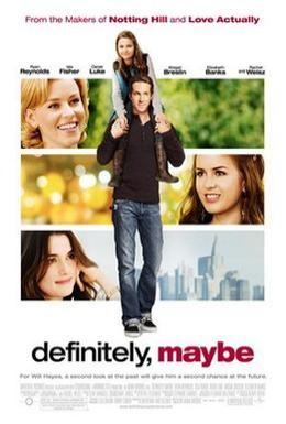 Постер фильма Да, возможно (2008)