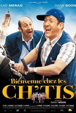 Постер фильма Бобро поржаловать! (2008)