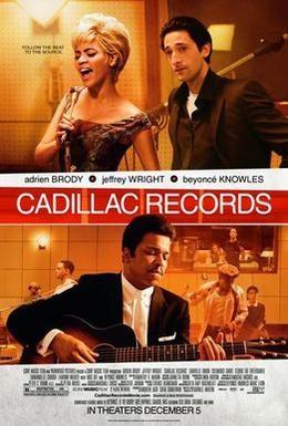 Постер фильма Кадиллак Рекордс (2008)