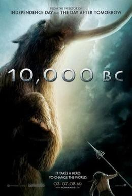 Постер фильма 10 000 лет до н.э (2008)
