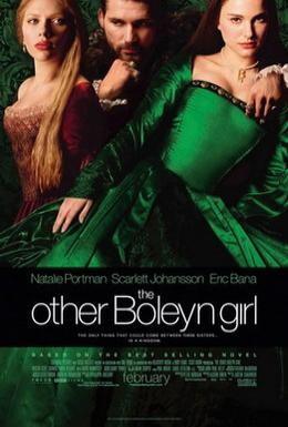 Постер фильма Еще одна из рода Болейн (2008)