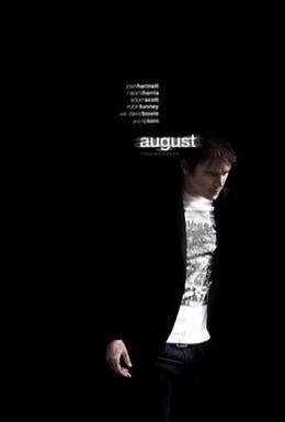 Постер фильма Август (2008)