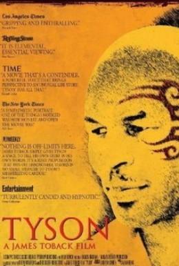 Постер фильма Тайсон (2008)