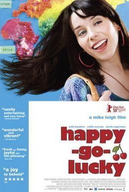 Постер фильма Беззаботная (2008)