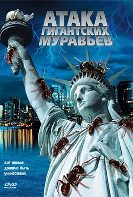 Постер фильма Атака гигантских муравьев (2008)