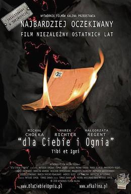 Постер фильма Тебе и огню (2008)
