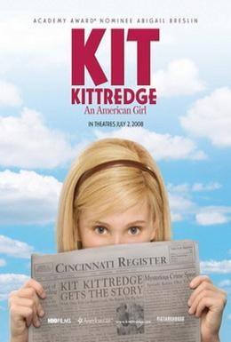 Постер фильма Кит Киттредж: Загадка американской девочки (2008)