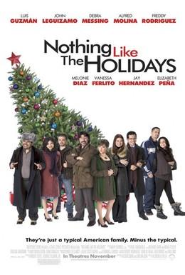 Постер фильма С праздниками ничто не сравнится (2008)