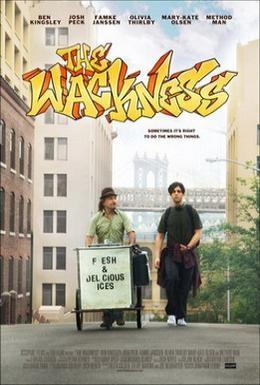 Постер фильма Безумие (2008)