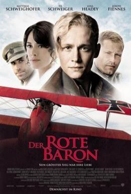 Постер фильма Красный Барон (2008)