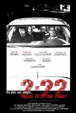 Постер фильма 2:22 (2008)