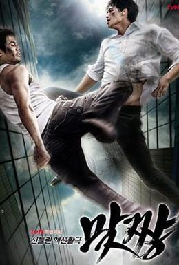 Постер фильма Уличный боец (2008)