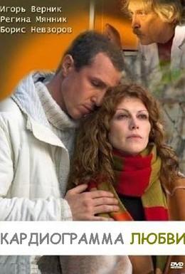 Постер фильма Кардиограмма любви (2008)