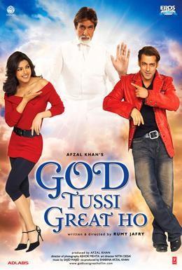 Постер фильма О Боже, ты велик! (2008)