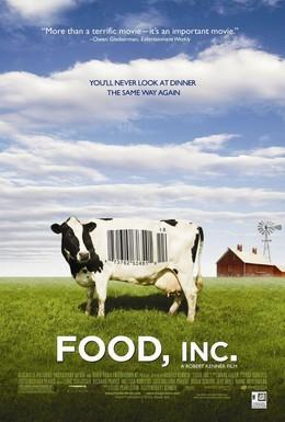 Постер фильма Корпорация Еда (2008)