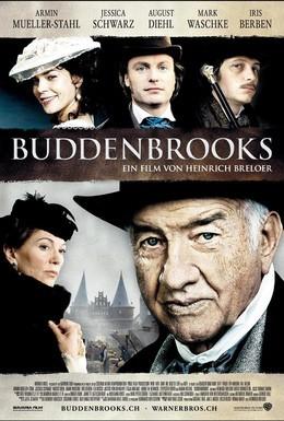 Постер фильма Будденброки (2008)