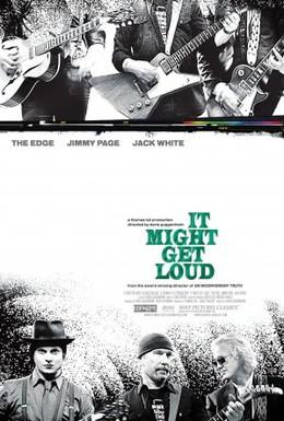 Постер фильма Приготовьтесь, будет громко (2008)