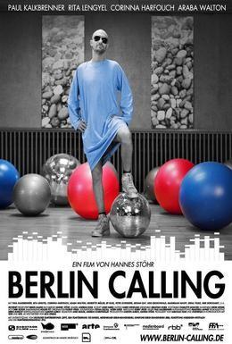 Постер фильма Берлин зовет (2008)