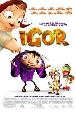 Постер фильма Игорь (2008)