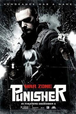 Постер фильма Каратель: Территория войны (2008)