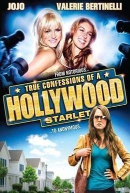 Постер фильма Признания голливудской старлетки (2008)