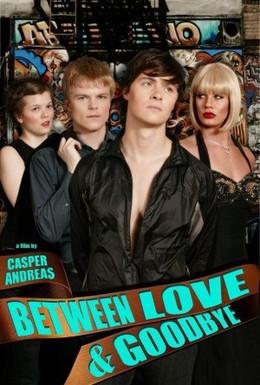 Постер фильма Между любовью и прощанием (2008)