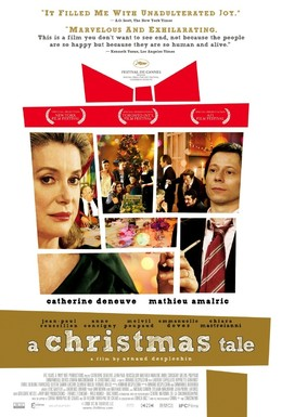 Постер фильма Рождественская сказка (2008)