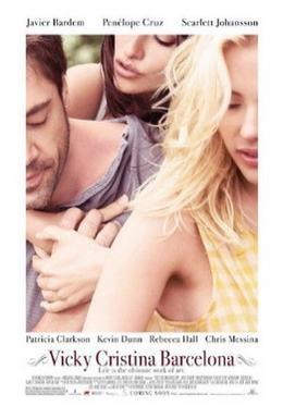 Постер фильма Вики Кристина Барселона (2008)