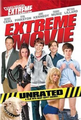 Постер фильма Экстремальное кино (2008)