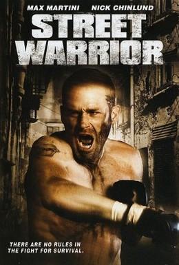 Постер фильма Уличный воин (2008)