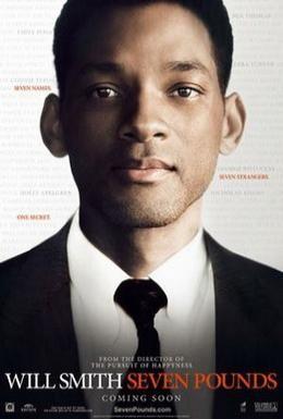 Постер фильма Семь жизней (2008)