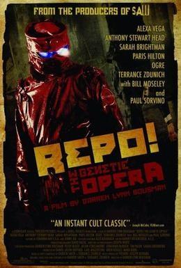 Постер фильма Генетическая опера (2008)