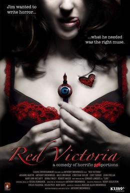 Постер фильма Красная Виктория (2008)