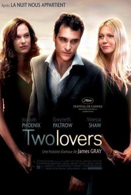 Постер фильма Любовники (2008)