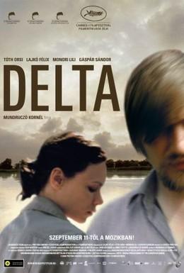 Постер фильма Дельта (2008)