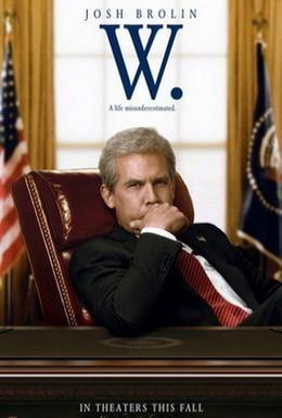 Постер фильма Буш (2008)