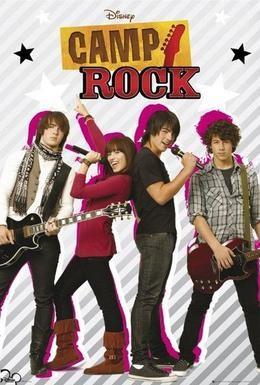 Постер фильма Camp Rock: Музыкальные каникулы (2008)