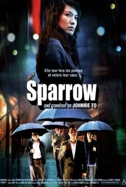Постер фильма Воробей (2008)