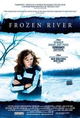 Постер фильма Замерзшая река (2008)