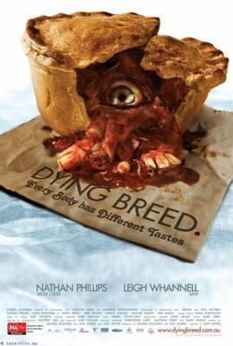 Постер фильма Вымирающая порода (2008)