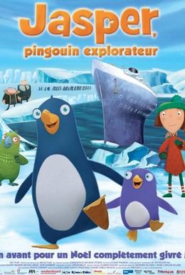 Постер фильма Пингвиненок Джаспер: Путешествие на край света (2008)