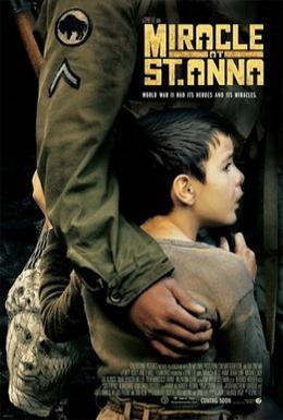 Постер фильма Чудо святой Анны (2008)