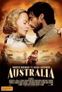 Постер фильма Австралия (2008)