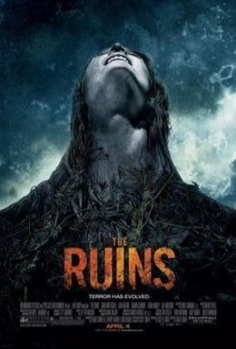 Постер фильма Руины (2008)