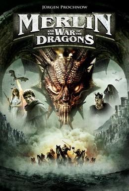 Постер фильма Мерлин и последний дракон (2008)